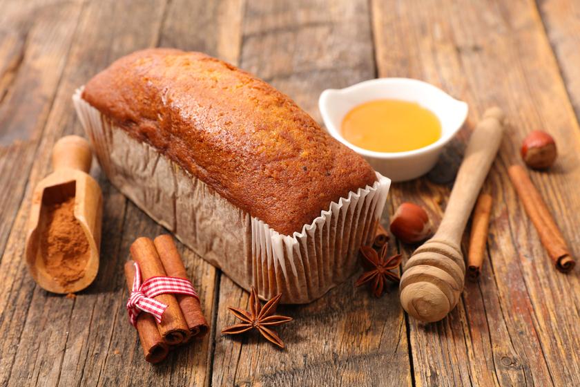 Puha, illatos mézeskalácskenyér: nem keleszteni, keverni kell