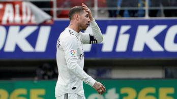 Ez volt a szezon legrosszabb Real Madridja