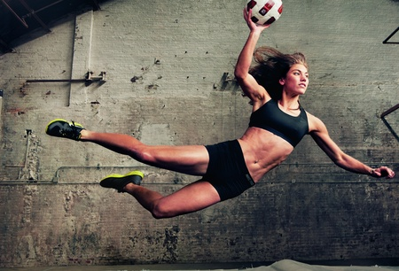 Make Yourself Team Hope Solo Portrait
