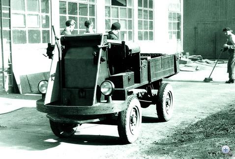 Dieselameise DK3 (dízel hangya)