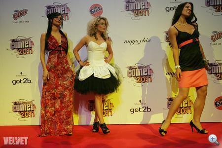 VV Anikó, VV Éva és VV Gigi
