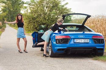 Ilyen az élet a legdrágább Audival