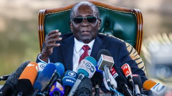 Mugabe már nem tud lábra állni