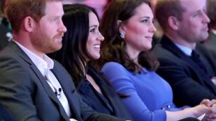 Meghan hercegné és Harry herceg elköltöznek, hogy minél messzebb kerüljenek Katalinéktól