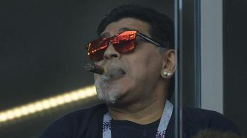 Maradona: Az argentin elnök a hibás