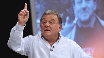 Fábry a köztévében hívta fasiszta jellegűnek az M1-et, az Echót és a Hír TV-t