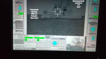 Riadókészültségben az ukrán haditengerészet teljes állománya