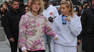Justin Bieber ennél önimádóbb szülinapi ajándékot nem is adhatott volna a feleségének