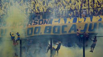 Vasárnap sem játsszák le a Libertadores-döntőt