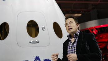 Elon Musk a Marsra akar költözni: 70%, hogy megy