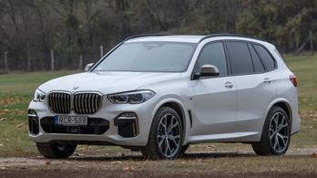 Bemutató: BMW X5 – 2018.