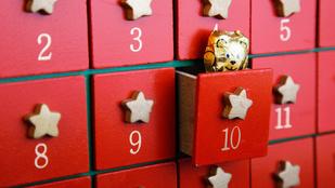 Adventi naptár, aminek értelme is van: csináld jobban!