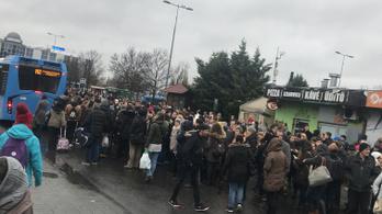 Nem járt a metró az Örs Vezér tere és a Puskás Ferenc Stadion között