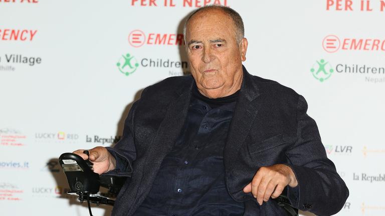 Meghalt Bernardo Bertolucci filmrendező