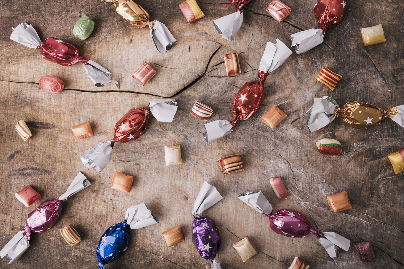 szaloncukor édesség karácsony (1)