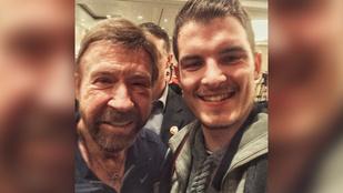 Kezet fogtam Chuck Norrisszal, és túléltem