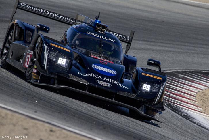 A Wayne Taylor Racing Cadillacje, Alonso is ilyet vezethet majd januárban
