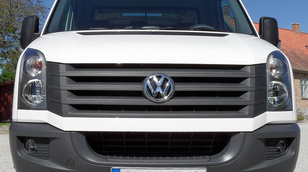 Bemutató: VW Crafter, Caddy, T5