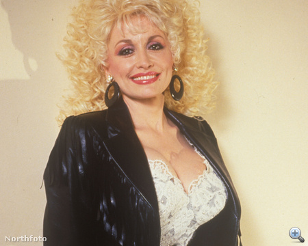 Dolly Parton a '80-as évkben