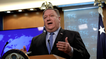 Pompeo: Washington elítéli Oroszország agresszív akcióját