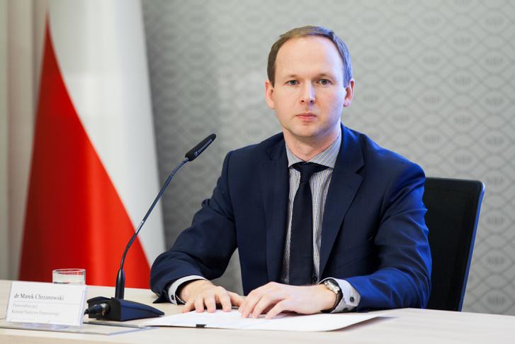Marek Chrzanowski 2016-ban