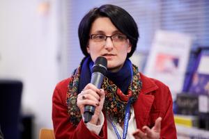 Parászka Boróka magyar újságíró