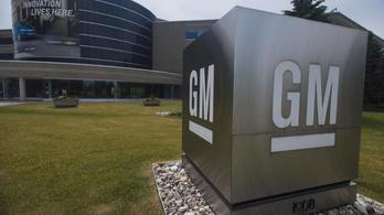Hihetetlen leépítésekbe kezd a General Motors