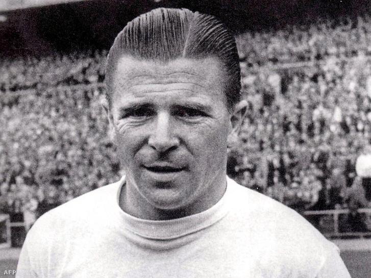 Puskás Ferenc 1960-ban