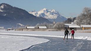 Nézz körül a világ legkáprázatosabb korcsolyapályáin!