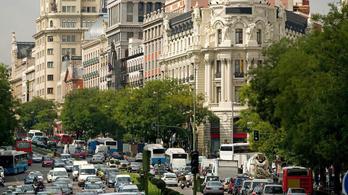 Cudar idők jönnek a motorosokra Madridban