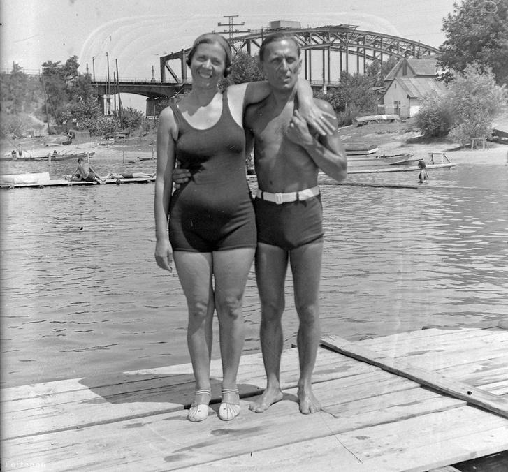1939. Lágymányosi-öböl