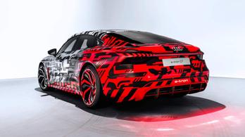 Az Audi is készített egy Teslát