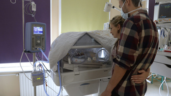 Bezárják a Honvédkórház koraszülöttcentrumát orvoshiány miatt