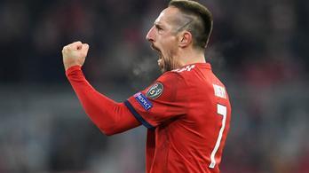Beindult a Bayern, kegyetlen volt a Real, mázlis Mourinho