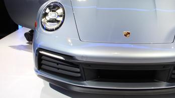 Megjött a teljesen új Porsche 911