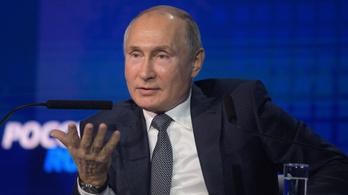 Putyin: Kijevben akár csecsemőket is ehetnének, ha kellően oroszellenesek