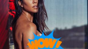 Tényleg ilyen dögös, meztelen képek készültek a 41 éves Kourtney Kardashianról
