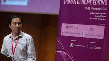 Újabb önkéntes pár várhat génszerkesztett babát