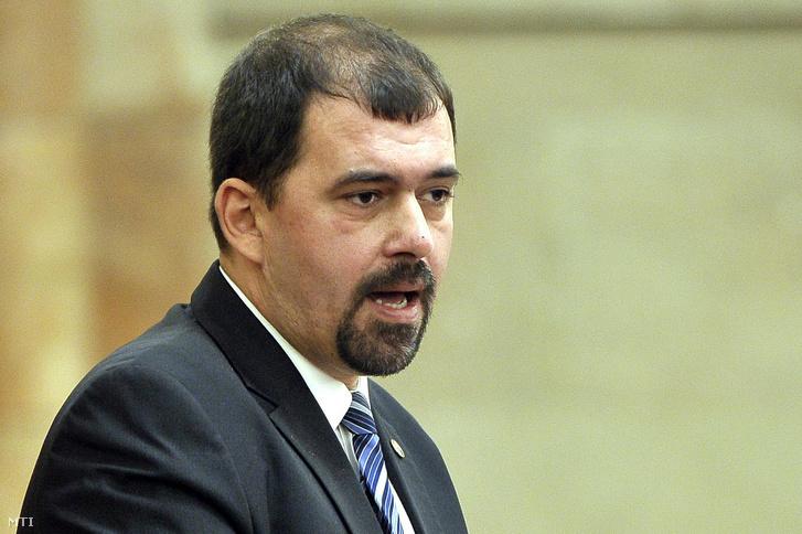 Szávay István 2018. november 14-én.