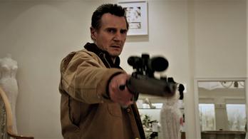 Liam Neeson hókotrón is életveszélyes, sőt