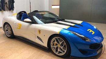 SP3JC: nincs több hasonló Ferrari