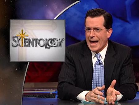 Stephen Colbert harcba hívja híveit