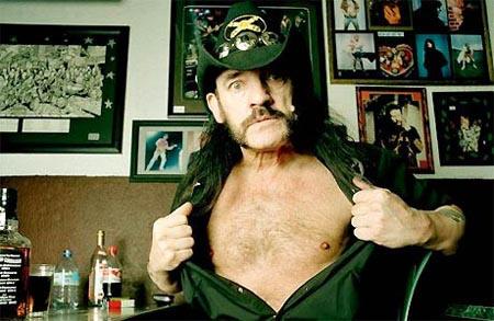 Lemmy a Motörheadből - az őszinte rock