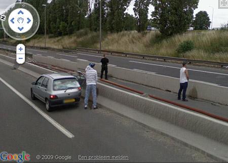 Akik nem vették észre a Google-autót I.