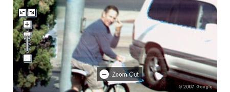 Aki nem szeretne szerepelni a Street View-ban