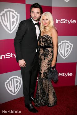 Christina Aguilera és pasija, Matt Rutler