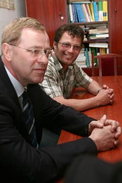 Stohl András és ügyvédje
