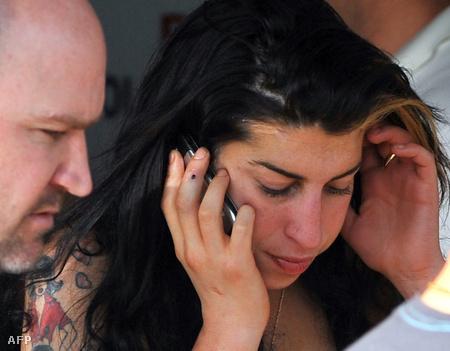 Amy Winehouse Szerbiában
