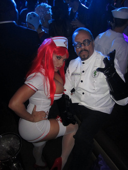 Ice T, Coco T (forrás: Twitter)