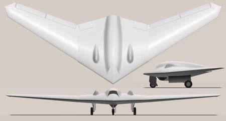 RQ-170 (forrás: Wikipedia)
